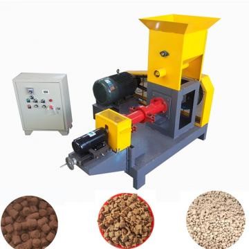 Automatic Dog Pet Food Pellet Feed Production Line Machine