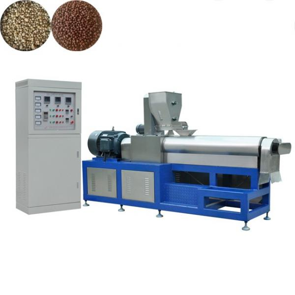 Top Quality Different Capacity Floating Fish Food Pellet Processing Making Extruder Price Floating Fish Feed Machine