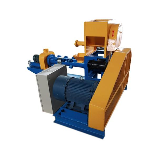 Commercial Fish Feed Pellet Machine/Fish Food Pellet Machine/Floating Fish Feed Extruder