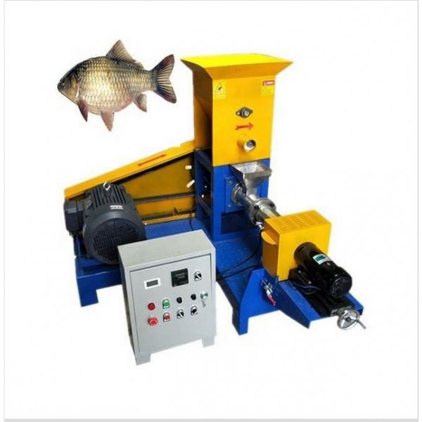 Catfish Tilapia Trout Fish Feed Production Equipment