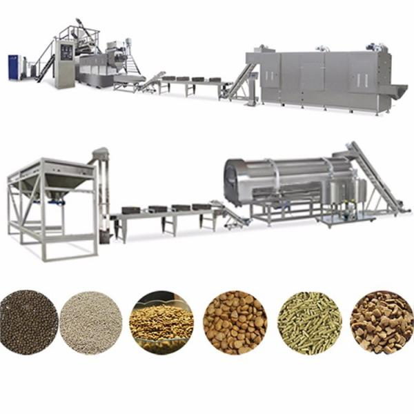 500-800kg Per Hour Animal Feed Machine and Fish Food Machine Production Line Including Pelletizer, Hammer Mill as Grinding Machine for Chicken, Cattle, Fish etc
