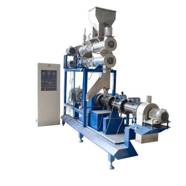 Extrution Food Floating Fish Feed Production Line